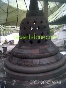 harga Stupa Candi Borobudur