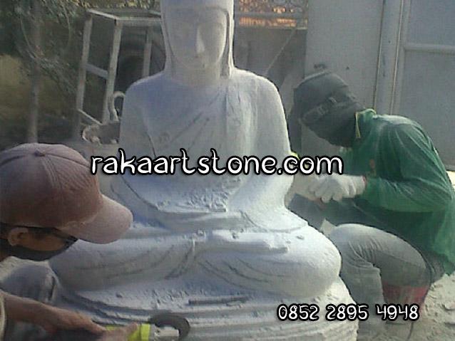 Jasa Pembuatan Patung Batu Alam