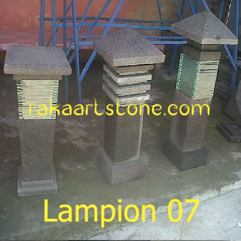 Lampion Kaca