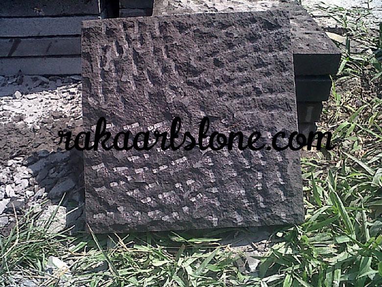 Batu Alam Untuk Lantai Taman