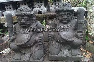Patung Gupala Batu Alam
