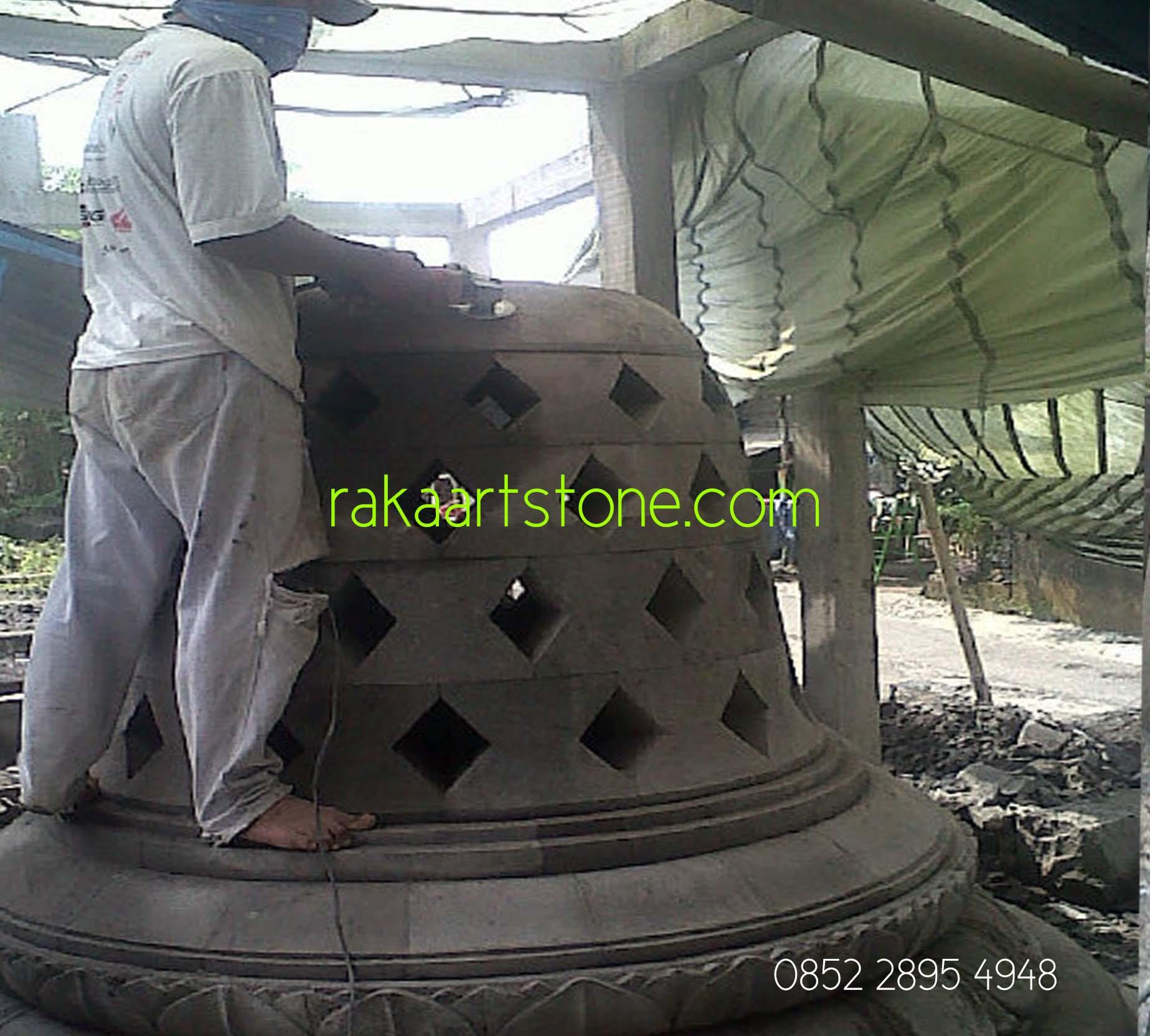 Jual Stupa Candi Borobudur