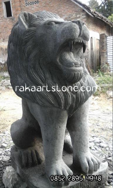 Patung Samsi Batu Alam